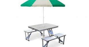 خرید میز و صندلی تاشو