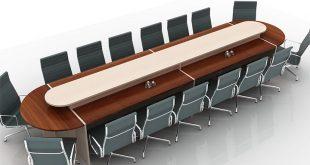 میز اداری کنفرانسی