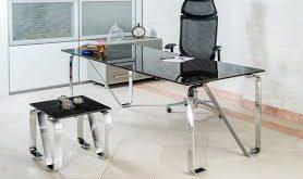میز اداری پایه فلز