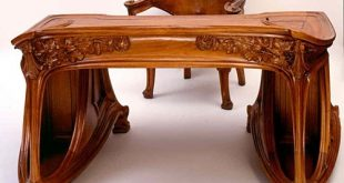 میز اداری تمام چوب