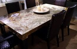 میز اداری سنگی