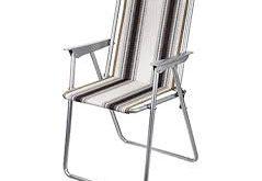 صندلی تاشو فولادی