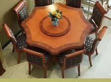 واردات میز ناهارخوری ۸ ضلعی